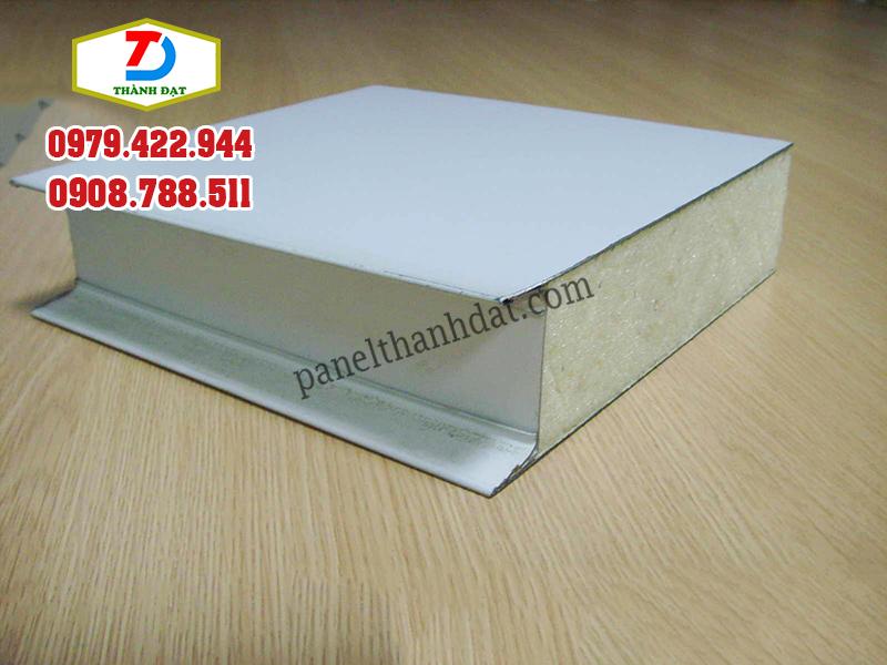Sử dụng tấm panel cách nhiệt PU thi công cách nhiệt chất lượng cao
