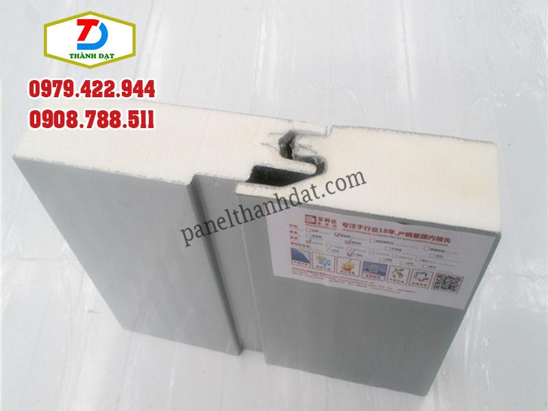 Lợi ích của việc sử dụng panel pu cách nhiệt