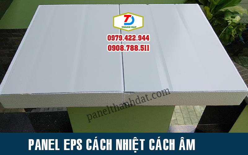 Panel Eps là một trong những vật liệu cách âm cách nhiệt hiệu quả